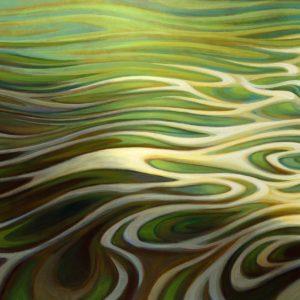 """Insinuation # 14"" by Matt Beard | Original Painting: $1,850"