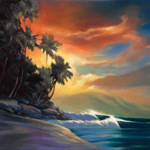 """Twilight Ride"" by Wade Koniakowsky"