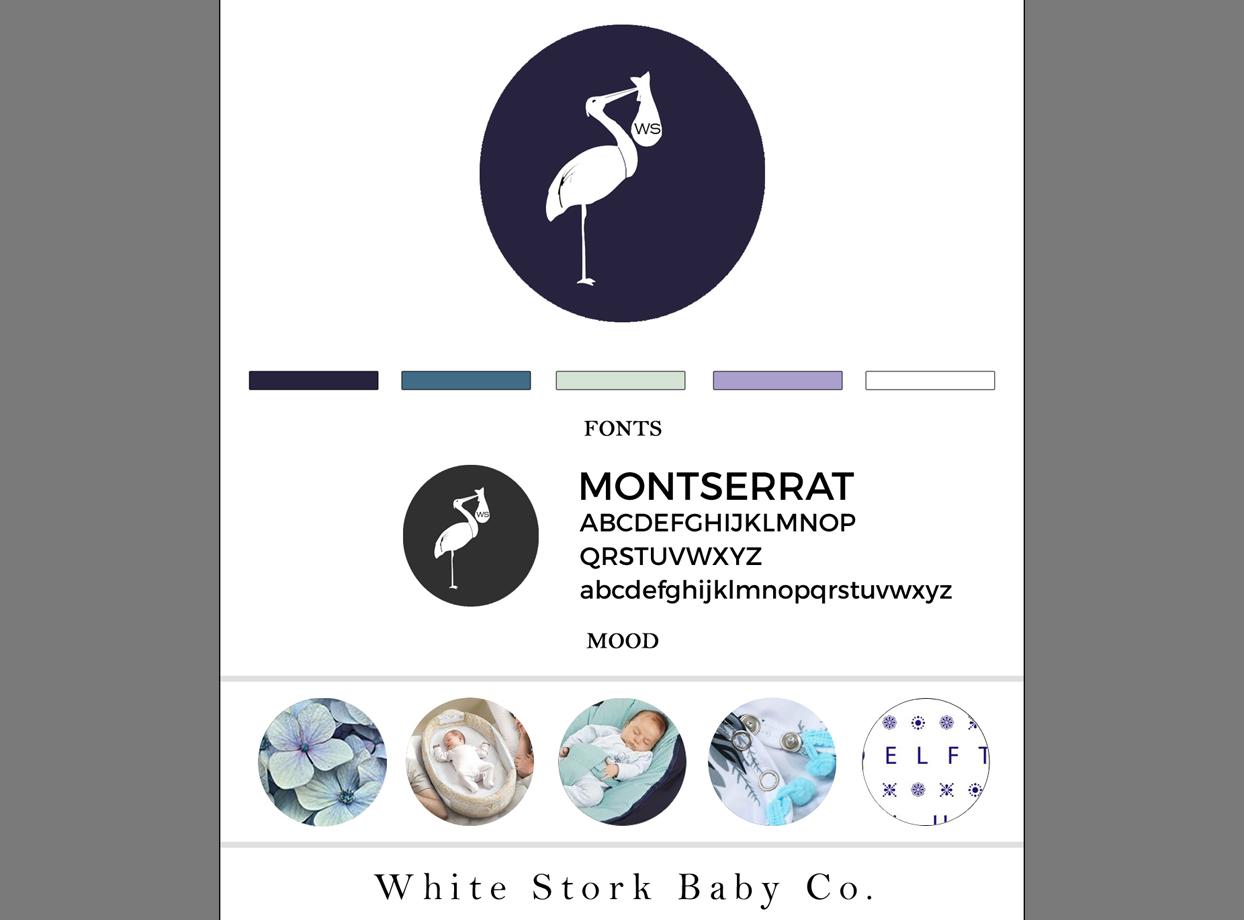 White Stork LLC Portfolio Project James Wieland Front End Dev