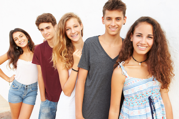 young-teens