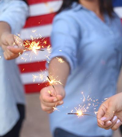 AMWA Fireworks