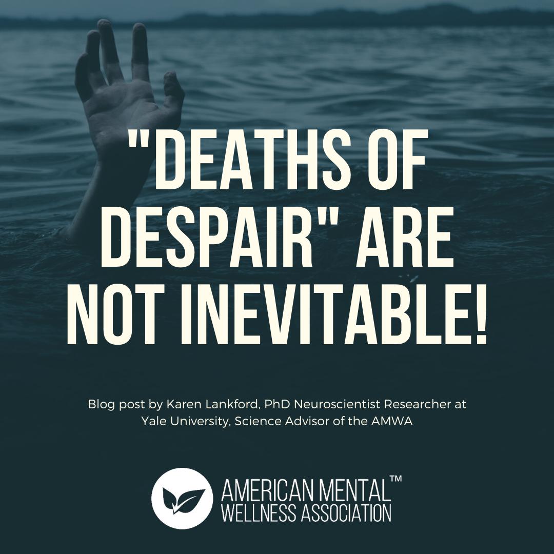 deaths of despair are not inevitable