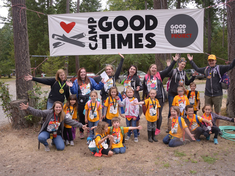 Digital Imaging Solutions Spokane supports Camp Good Times