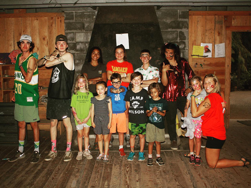 Community Outreach, YMCA Camp Reed