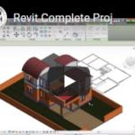 Revit Complete Project #6 | Modern House Design In Revit| Indian House Design