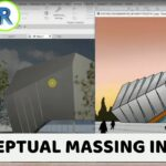 Conceptual Massing in Revit | Sketch to 3d Modeling Tutorial