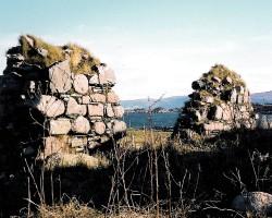 St. Mary Chapel Ruins Isle of Iona