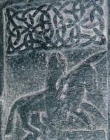 Templar Knight Grave Stone Isle of Iona