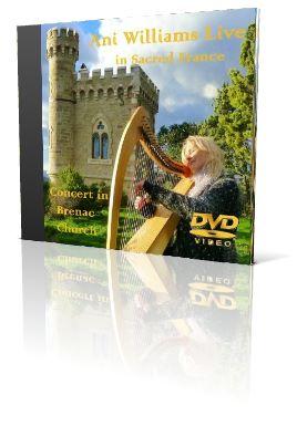 DVD Ani Williams Live Sacred France_350_3D