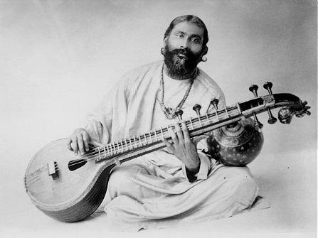 Sufi master Hazrat Inayat Khan