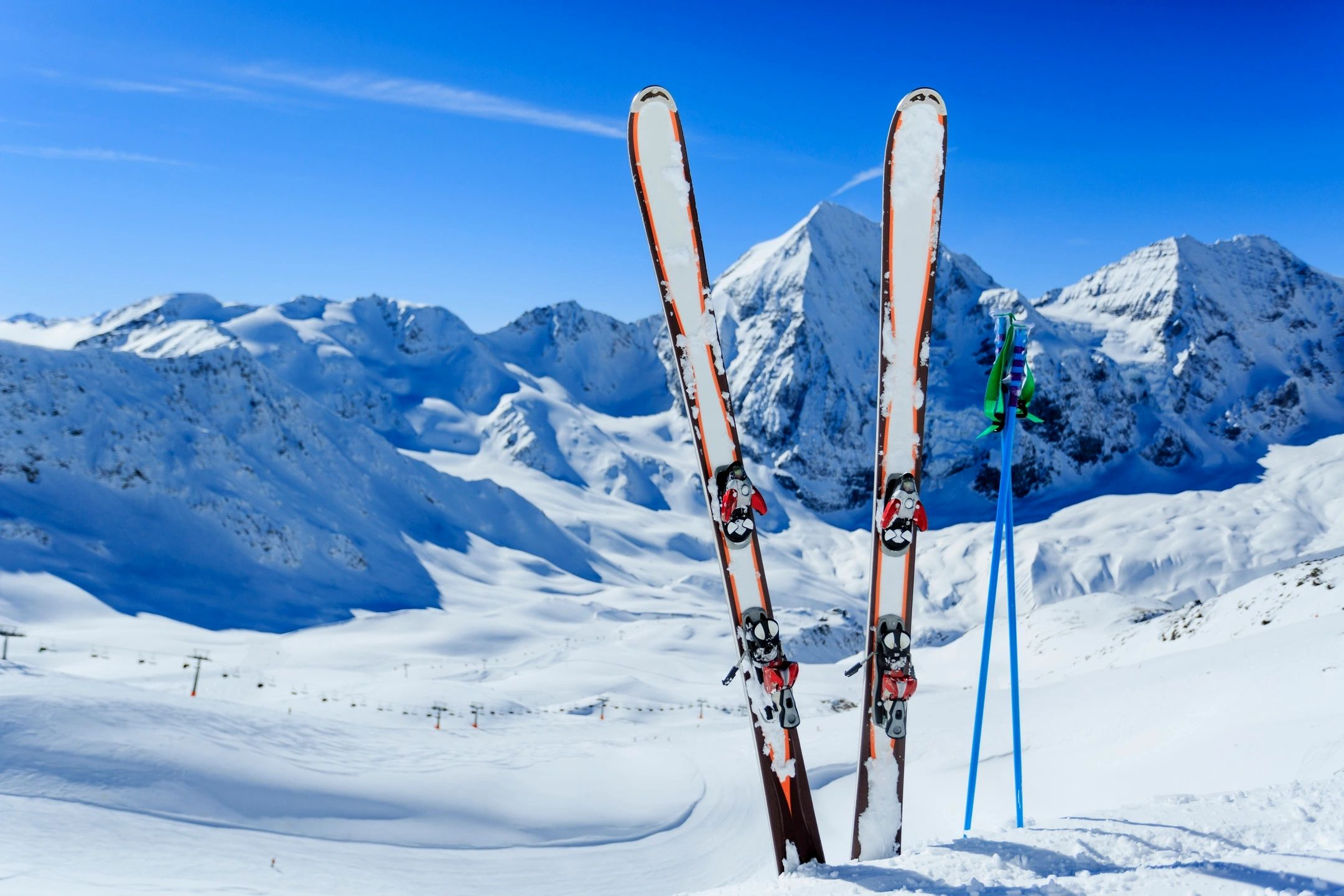 Lessons from Skiing