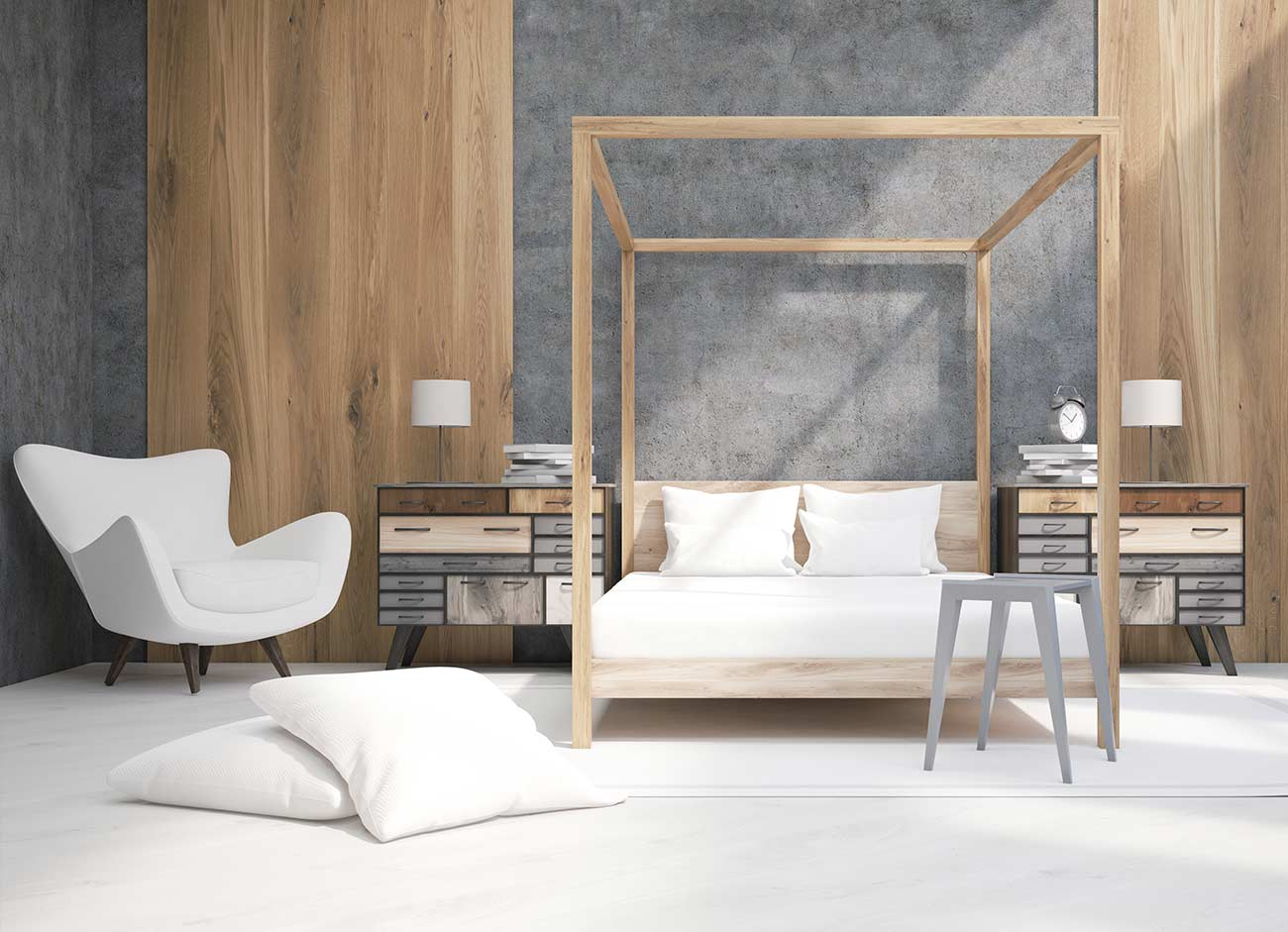 Read more about the article Luxury Bedrooms