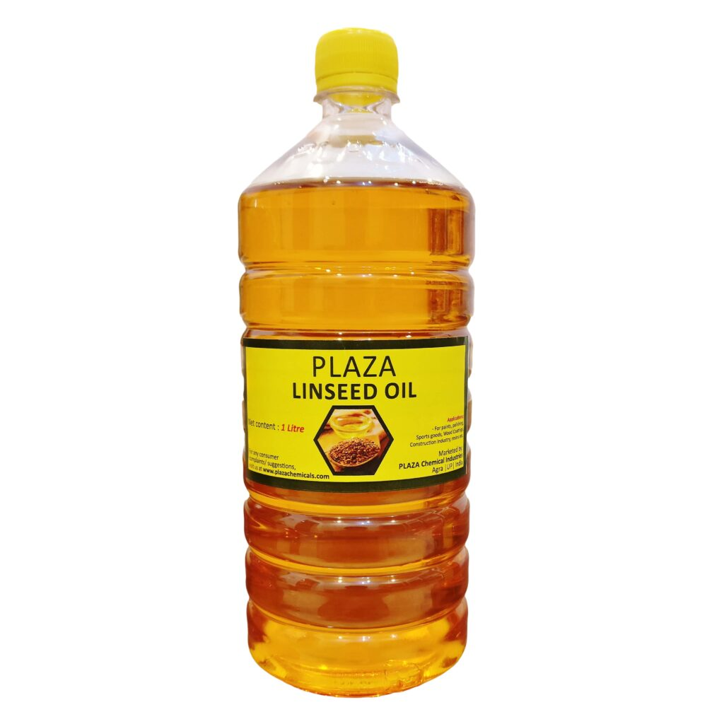 PLAZA™ - Pure Linseed Oil