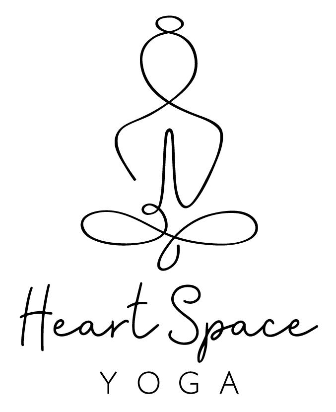 Heart Space Yoga Logo