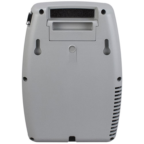 PM4400 Oxygen Concentrator Back