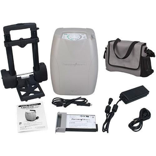 PM4400 Ocygen Concentrator Box Contents