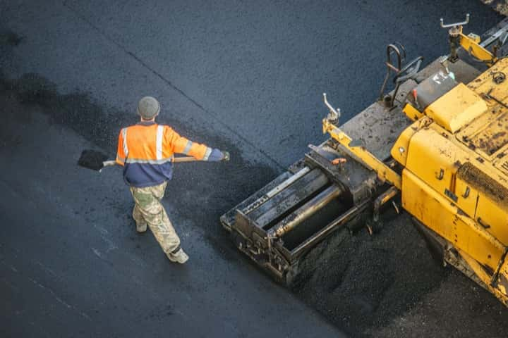 Paving contractor and repair tualatin
