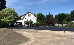 Paving Contractor Wilsonville Oregon