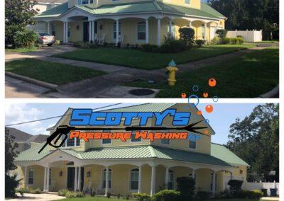 pressure washing professional residential Tampa, FL