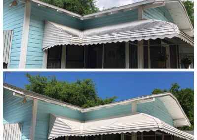 roof cleaning professional residential Tampa, FL