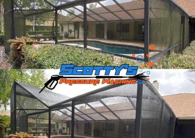 screen enclosure professional residential Tampa, FL