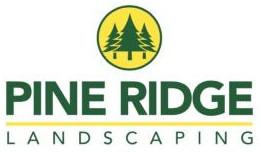 PINE RIDGE LANDSCAPING Logo