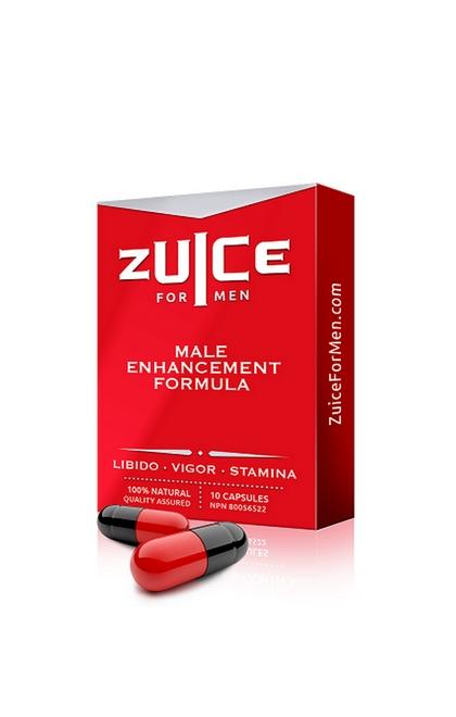 Zuice For Men (Paquet de 10)