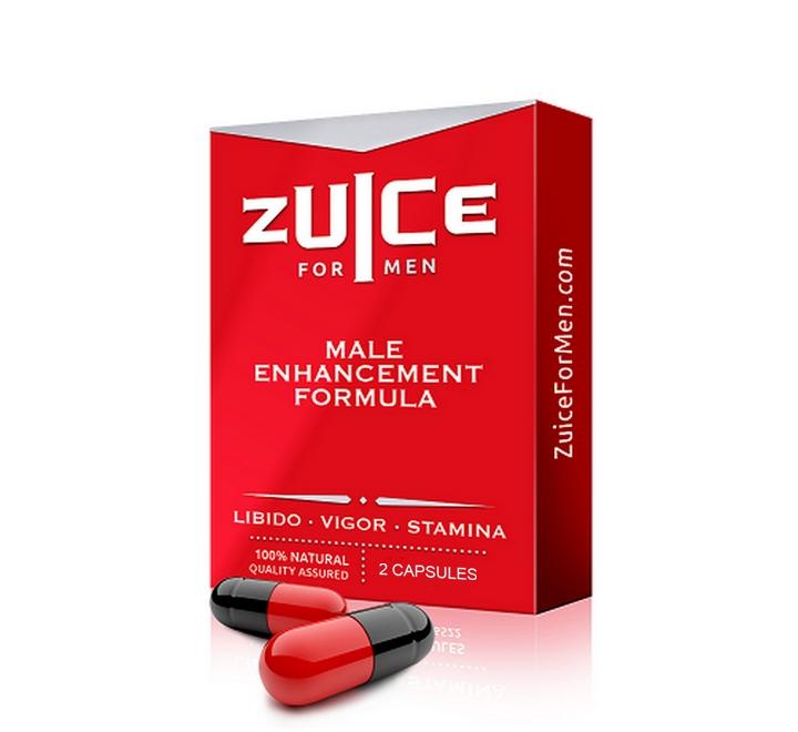 Zuice for men (Paquet de 2)