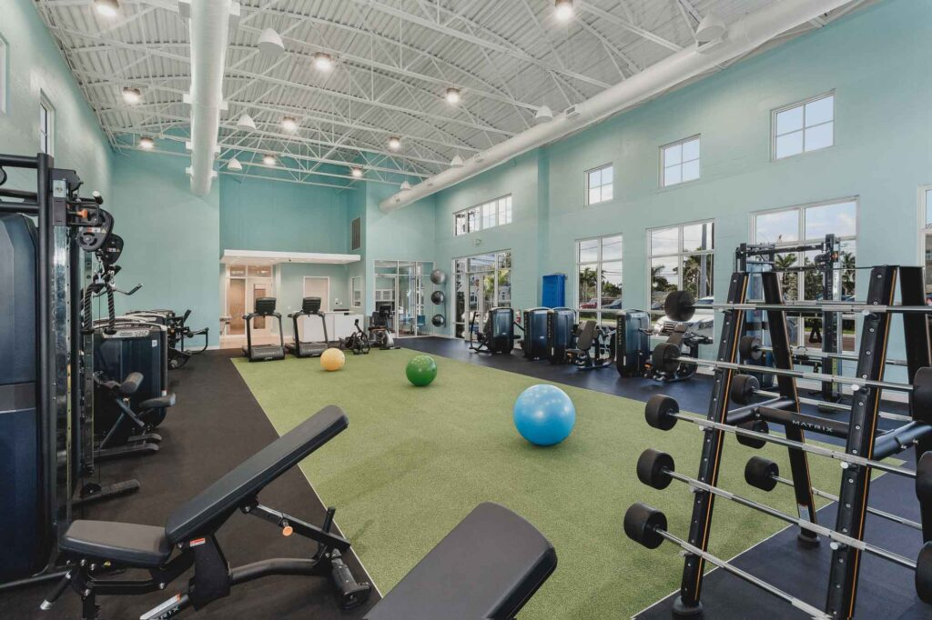 Palm Beach County Wellness Center