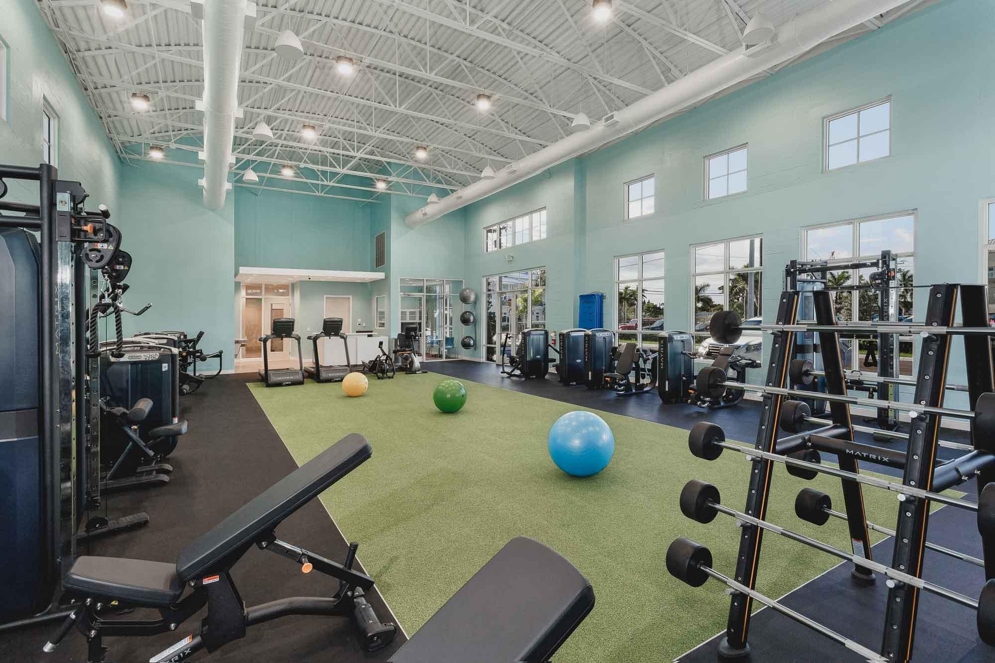 Palm Beach County Wellness Center