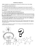 disagreeing-with-bullying-worksheet