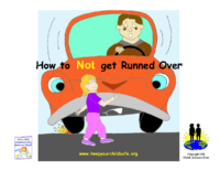 How Not To Get Runned Over Printable Book