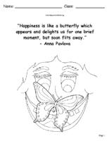 Fleeting Happiness