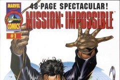 MISSION: IMPOSSIBLE #1