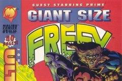 FREEX - GIANT SIZE #1