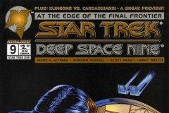 STAR TREK: DEEP SPACE NINE #9