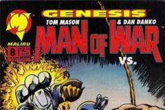 MAN OF WAR #8