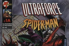 ULTRAFORCE SPIDERMAN #1A