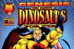 DINOSAURS FOR HIRE #12