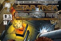 STAR TREK: DEEP SPACE NINE #8