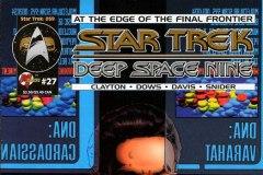 STAR TREK: DEEP SPACE NINE #27
