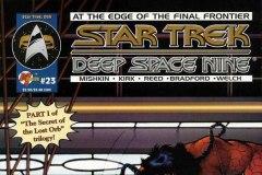 STAR TREK: DEEP SPACE NINE #23