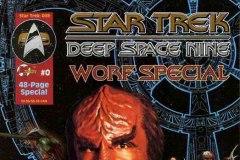 STAR TREK: DEEP SPACE NINE - WORF SPECIAL #1