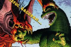 Godzilla: King of Monsters #4