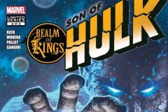 SON OF HULK: REALM OF KINGS #4