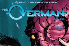 THE OVERMAN #5