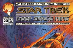 STAR TREK: DEEP SPACE NINE #20