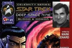 STAR TREK: DEEP SPACE NINE - CELEBRITY SERIES #1