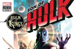 SON OF HULK: REALM OF KINGS #1