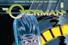 THE OVERMAN #4